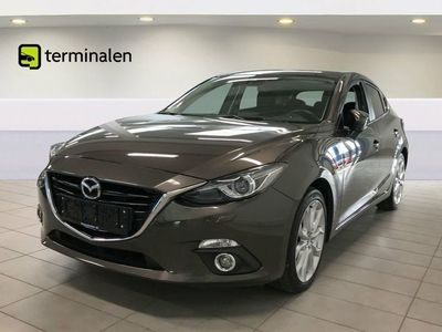 brugt Mazda 3 2,0 Sky-G 165 Optimum