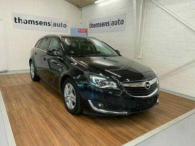 brugt Opel Insignia 1,6 CDTi 136 Edition Sports Tourer