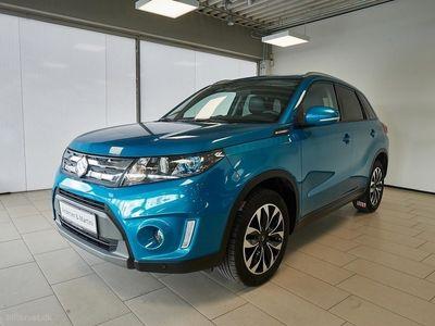 second-hand Suzuki Vitara 1,6 DDIS Exclusive 120HK 5d
