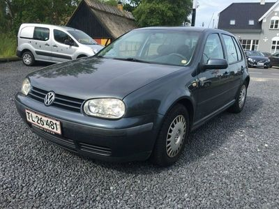 brugt VW Golf IV 1,9 TDi 115 Trendline