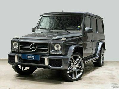brugt Mercedes G500 5,5 aut.