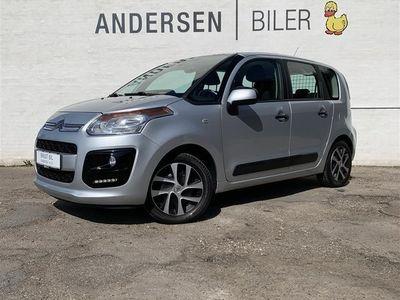usata Citroën C3 Picasso 1,2 PureTech Feel Complet 110HK