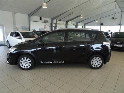 gebraucht Toyota Verso 5 pers. 1,6 VVT-I T1 132HK 6g
