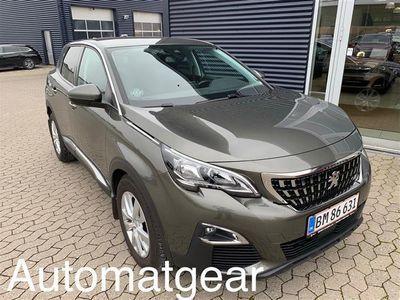brugt Peugeot 3008 1,6 BlueHDi Active EAT6 120HK 6g Aut.