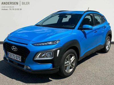 brugt Hyundai Kona 1,0 T-GDI Value+ 120HK 5d 6g