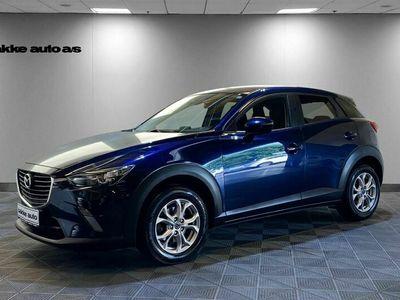 brugt Mazda CX-3 2,0 SkyActiv-G 120 Vision