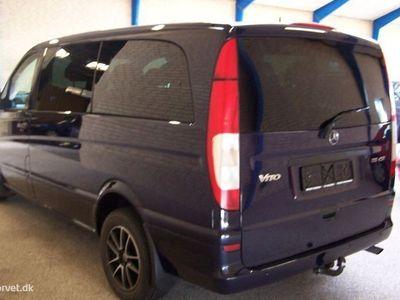 brugt Mercedes Vito 115 CDI aut. 150HK