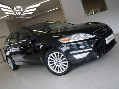 used Ford Mondeo 2,0 TDCi 140 Collection stc.