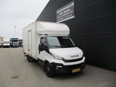 brugt Iveco Daily 35S16 ALUKASSE/LIFT 2,3 D 146HK Ladv./Chas. 2017
