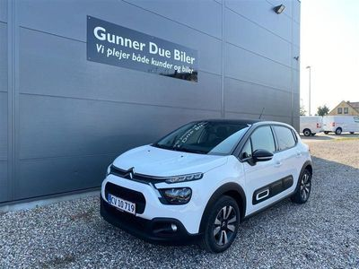 brugt Citroën C3 1,5 Blue HDi Shine 100HK 5d