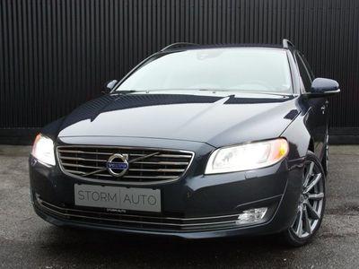 brugt Volvo V70 2,0 D4 163 Momentum