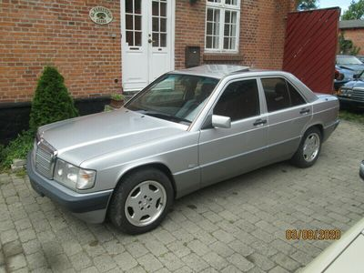 brugt Mercedes 190 190 (W201)2.0
