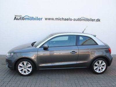 brugt Audi A1 1,6 TDi Ambition