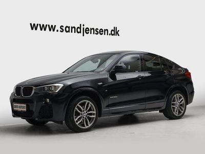 brugt BMW X4 2,0 xDrive20d M-Sport aut. Van