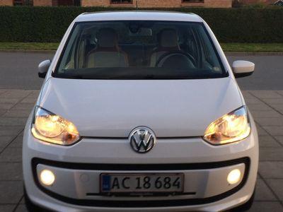 brugt VW up! 1.0 FSI BMT 75 HK 2-DØRS