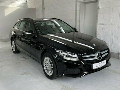 brugt Mercedes C200 C200 d- 136 hk 7G-TRONIC