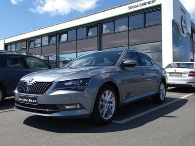 second-hand Skoda Superb 1,5 TSI ACT Style DSG 150HK 5d 7g Aut.
