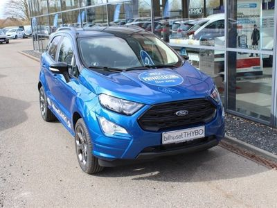 used Ford Ecosport 1,0 EcoBoost ST-Line Start/Stop 140HK 5d