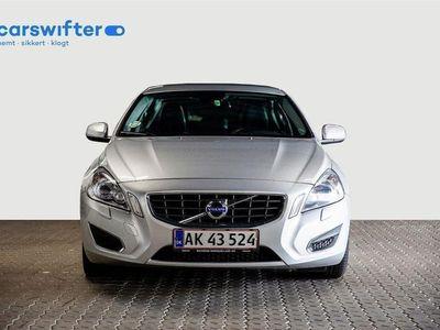 brugt Volvo S60 2,0 D3 Momentum 136HK 6g Aut.