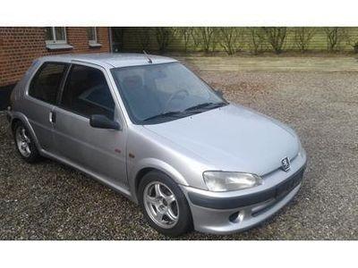 brugt Peugeot 106 1,6 Gti