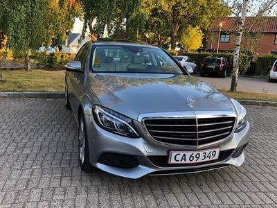 brugt Mercedes C220 2,2 BlueTEC Avantgarde/Exclusive aut. 7G-Tronic Plus (2 års garanti) 2,2