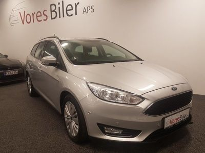 käytetty Ford Focus 1,5 TDCi 120 Business stc.