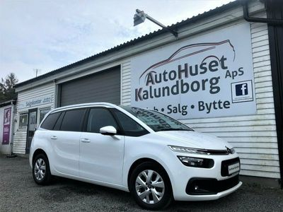 begagnad Citroën Grand C4 Picasso 1,6 BlueHDi 120 Intensive