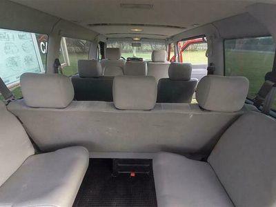 brugt VW Caravelle Kort 2,5 TDI Comfortline m/Airbag m/ABS 102HK