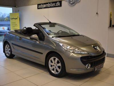 brugt Peugeot 207 CC 1,6 HDi