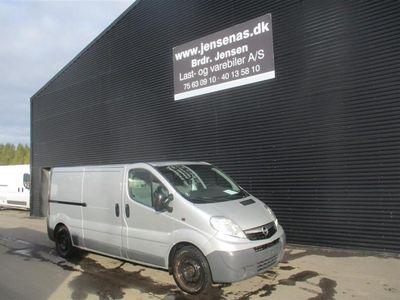 brugt Opel Vivaro L2H1 2,5 CDTI DPF 146HK Van 6g 2007