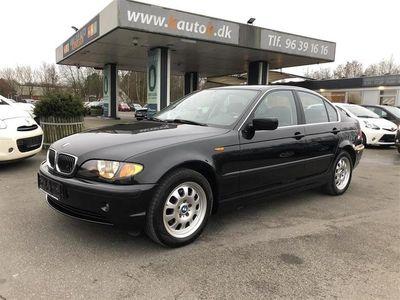 brugt BMW 320 i 2,2 170HK
