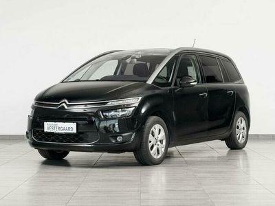 brugt Citroën Grand C4 Picasso 1,6 THP Intensive 155HK 6g