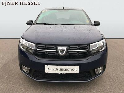 brugt Dacia Sandero 0,9 TCe 90 Ambiance