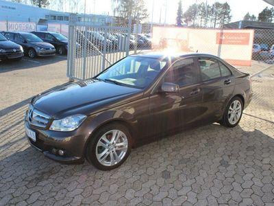 gebraucht Mercedes C200 2,2 CDi BE