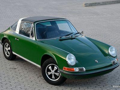 brugt Porsche 911 T 2.0 Targa