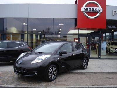 gebraucht Nissan Leaf el EL Tekna Leather 30 kWh 109HK 5d Aut.