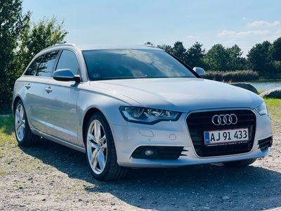 brugt Audi A6 2.0 TDI 177 HK AVANT