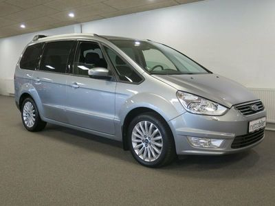gebraucht Ford Galaxy 2,0 TDCi 163 Collection aut. 7prs