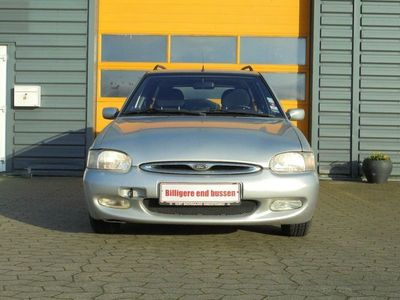 brugt Ford Escort 1,6i Tuscany stc.