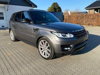 brugt Land Rover Range Rover Sport 3.0 HSEHSE