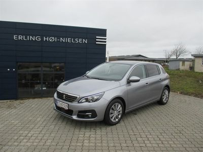 brugt Peugeot 308 1,5 BlueHDi Selection Sky 130HK 5d 6g