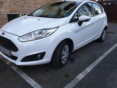 brugt Ford Fiesta TDCi (95 HK) Hatchback, 5 dørs Forhjulstræk Manuel 1,6