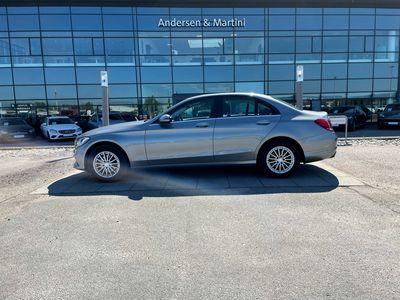 brugt Mercedes C220 d 2,1 Bluetec 170HK 6g