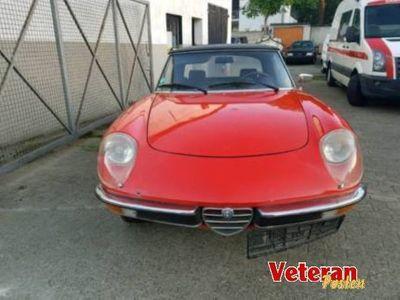 brugt Alfa Romeo 2000 Spider Veloce X 2
