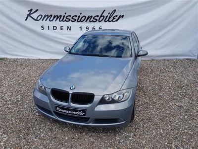 brugt BMW 320 d 2,0 D 163HK 6g