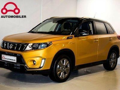 brugt Suzuki Vitara 1,4 Boosterjet Limited