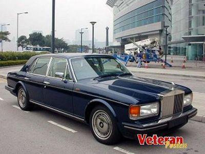 brugt Rolls Royce Silver Spirit II