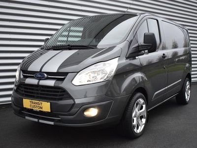 brugt Ford Custom Transit270 L1H1 2,0 TDCi Trend 130HK Van 6g