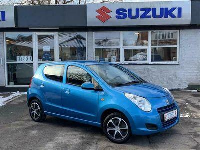 brugt Suzuki Alto 1,0 GLS A/C 68HK 5d