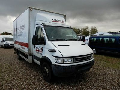 brugt Iveco Daily 3,0 65C18 Alukasse m/lift
